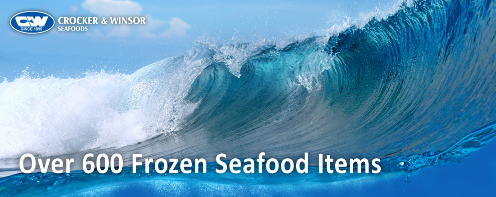 Crocker & Winsor Seafood - Wholesale Distributor of Frozen Fish